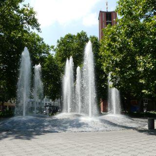 Brunnen am Sendlinger Tor