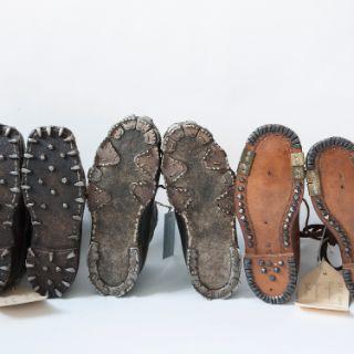 Historisches Schuhwerk