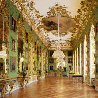 Grüne Galerie in der Münchner Residenz