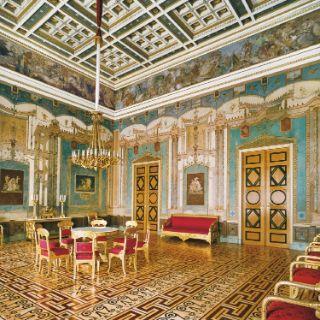 Salon der Königin in der Münchner Residenz