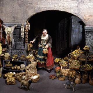 Krippensammlung im Bayerischen Nationalmuseum