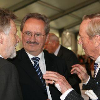 Auch Oberbürgermeister Christian Ude zählte zu den Gästen der Einweihungsfeierlichkeiten.