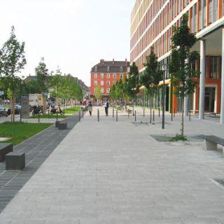 Stadtteilspaziergang Schwanthalerhöhe