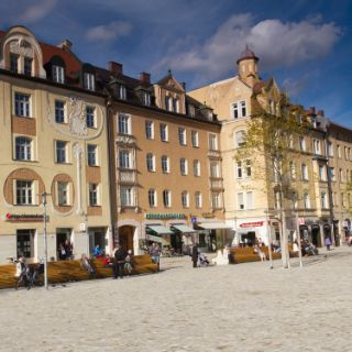 Stadtteilspaziergang Sendling