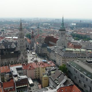 Panoramablick Ost