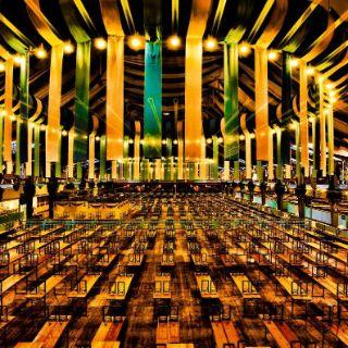 Michael von Hassel: Oktoberfest Cathedrals