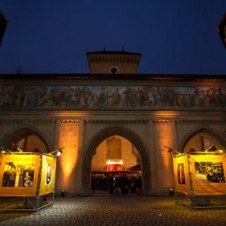 Die Münchner Feuerzangenbowle am Isartor
