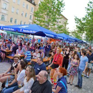 Harrasfest 2016 in Sendling
