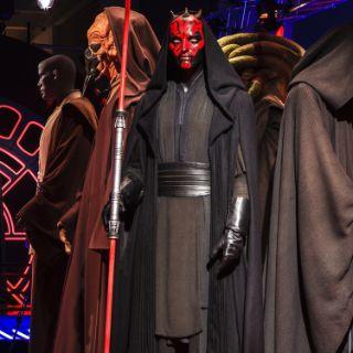 Das ist bei Star Wars Identities zu sehen