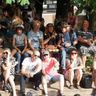 Publikum fasziniert von Vielfalt der Bands