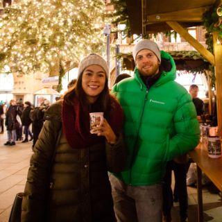 Christkindlmarkt am Marienplatz