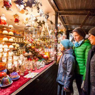 So schön ist der Neuhauser Weihnachtsmarkt