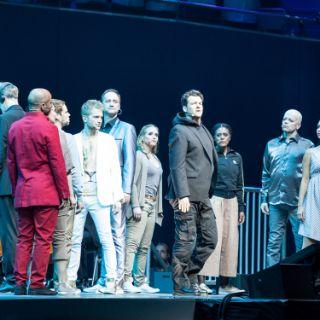 Pop-Oratorium Luther: Aufführung München