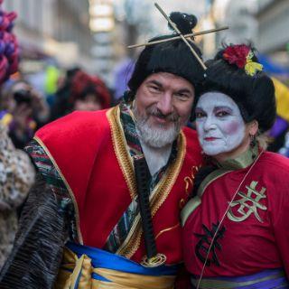 Faschingsdienstag 2018 - Kostüme, Locations und Partys