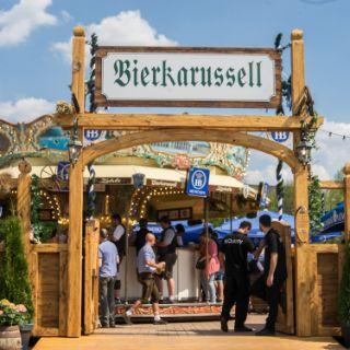 So schön ist das Münchner Frühlingsfest 2018
