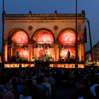Klassik am Odeonsplatz 2018