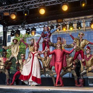 Stadtgründungsfest 2018 München
