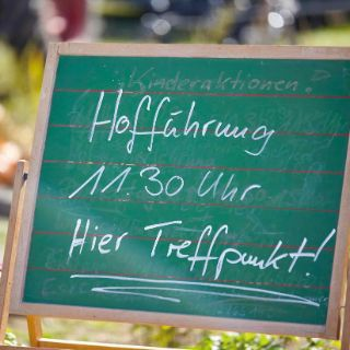 In München und ganz Bayern gibt es Bio zum Mitmachen, Lernen und Erleben