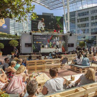 Bei der Taste & Style locken Live-Koch-Shows, Food Trucks und verschiedene Bands