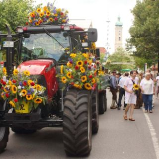 Gärtnerjahrtag in München