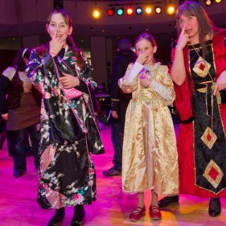 Kinderfasching im Deutschen Theater