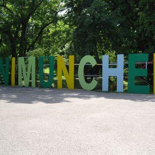 Mini-München: Die Spielestadt in der Event-Arena im Olympiapark