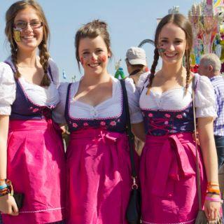 Best of Wiesn-Dirndl