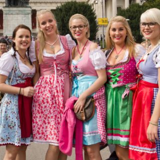 Best of Wiesn-Dirndl