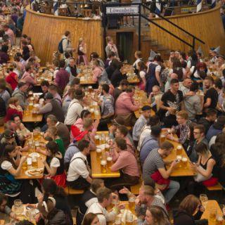 Löwenbräu Festhalle