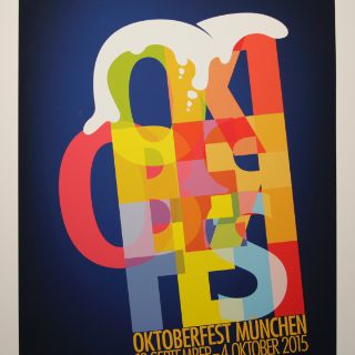 Oktoberfestplakat 2015