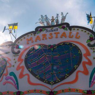 Marstall Festzelt