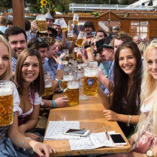 Action, Fahrspaß und Bierzeltgaudi - Eindrücke von der Wiesn 2018