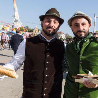 Italienerwochenende auf der Wiesn