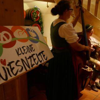 Die Wirte der Kleinen Wiesnzelte sind bereit für's Oktoberfest