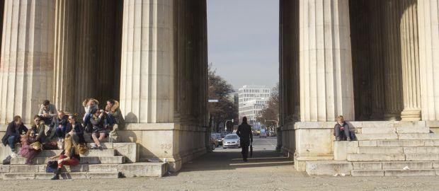 Proplyäen auf dem Königsplatz