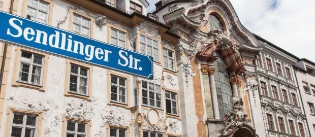 Asamkirche in der Sendlinger Straße