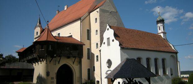 Schloss Mindelburg in Mindelheim