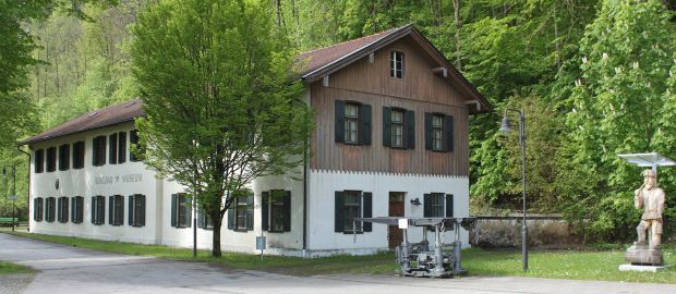 Bergbaumuseum Peißenberg