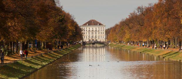 Stadtteilspaziergang Nymphenburg