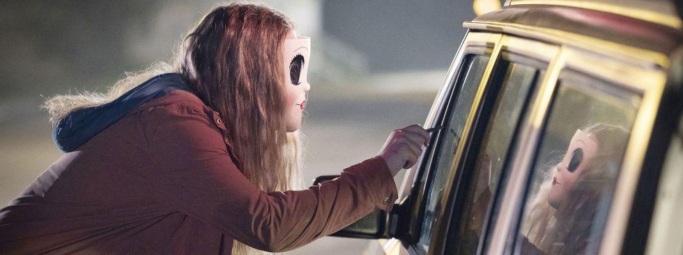 """Szene aus dem Film """"The Strangers: Opfernacht"""""""