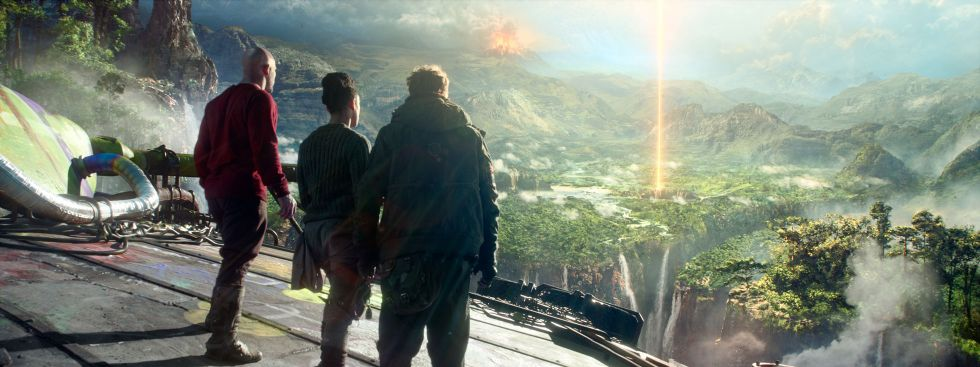 "Szene aus dem Film ""Iron Sky: The Coming Race"""