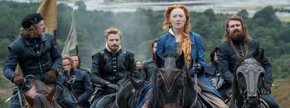 """Szene aus dem Film """"Maria Stuart, Königin von Schottland"""""""
