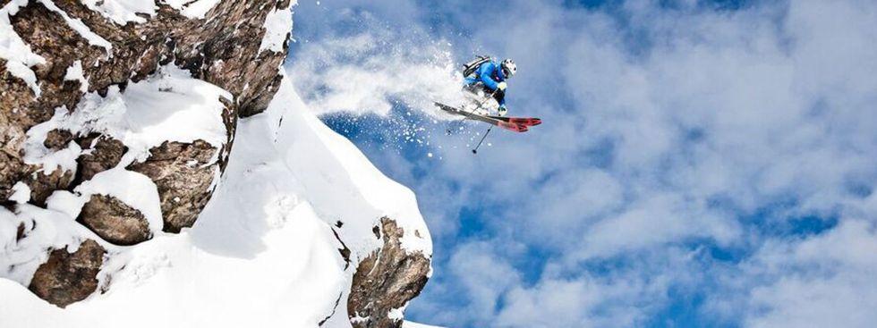 Matthias Haunholder: Daddies On Skies, Kitzbühel