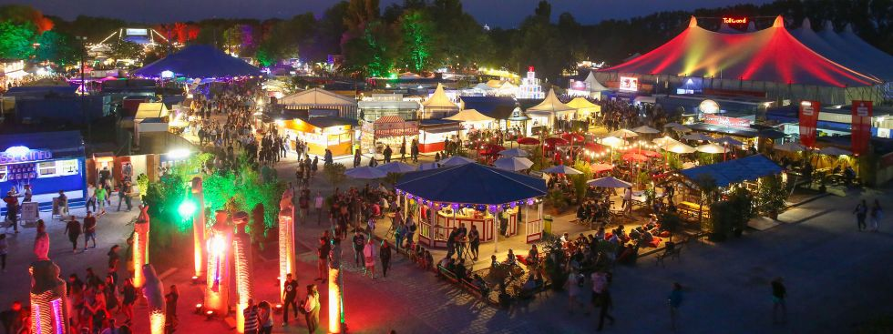 Tollwood Sommerfestival 2018 - Panorama