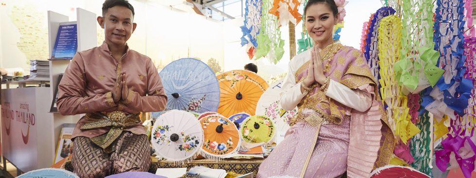 Tourismus Thailand auf der Freizeitmesse f.re.e