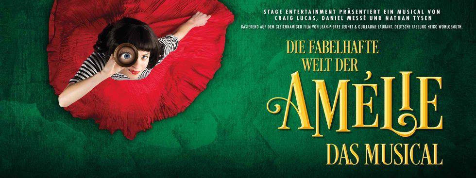 Die fabelhafte Welt der Amélie ab Frühjahr 2019 als Musical