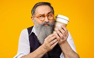 Die Coffee-to-go-Kampagne der AWM, Foto: AWM