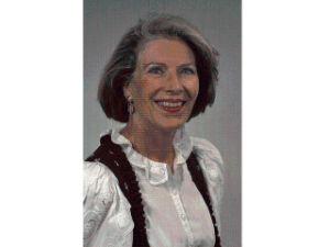 Frau Heidlinde Reinhardt, Foto: Highlight Touren