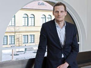 Direktor des Lenbachhauses Matthias Mühling, Foto: Lenbachhaus, 2014