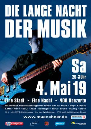 Lange Nacht der Musik 2019, Foto: Münchner Kultur GmbH